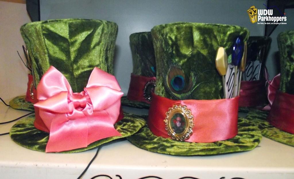 mad hatter disney hat - photo #23